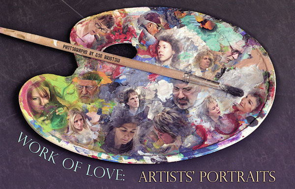 Work of Love: Artists Portraits