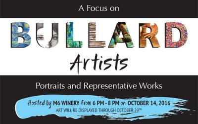 A Focus on Bullard Artists