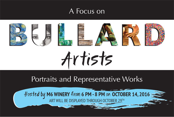 A Focus on Bullard Artists – Portraits and Representative Works