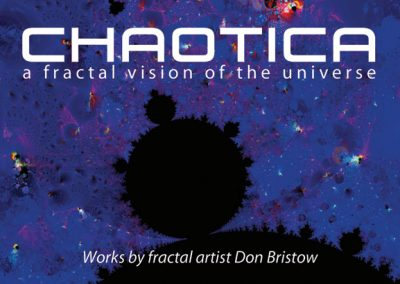 CHAOTICA - A Fractal Vision of the Universe