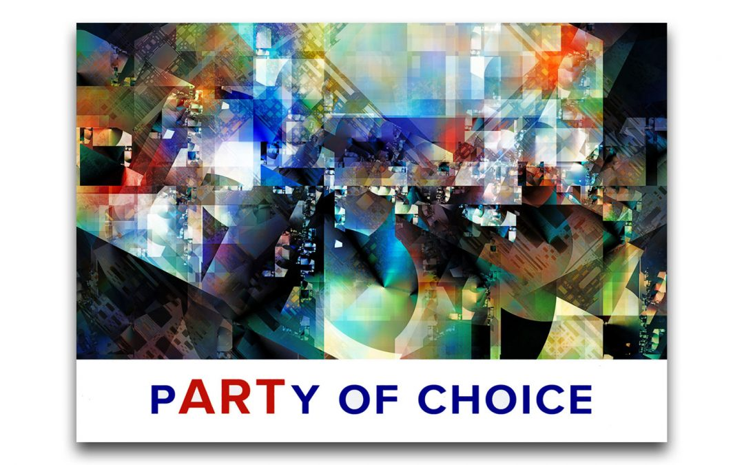 Cityscape One selected for the Third Annual pARTy OF CHOICE Private Selection Event invitation